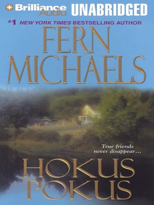 Click this cover for a(n) Audiobook sample of Hokus Pokus.