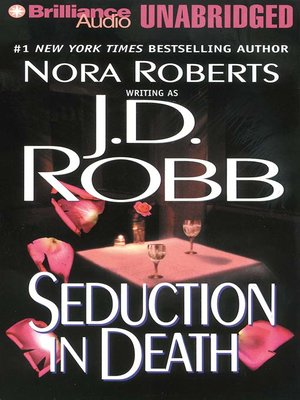 Click this cover for a(n) Audiobook sample of Seduction in Death.