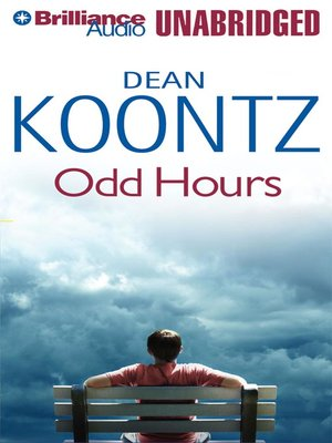 Cover of Odd Hours