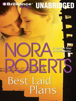 Click this cover for a(n) Audiobook sample of Best Laid Plans.