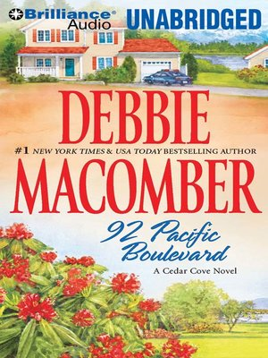 Click this cover for a(n) Audiobook sample of 92 Pacific Boulevard.