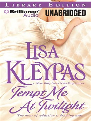 Cover of Tempt Me at Twilight