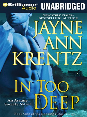 Click this cover for a(n) Audiobook sample of In Too Deep.