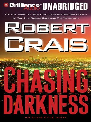 Click this cover for a(n) Audiobook sample of Chasing Darkness.