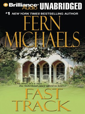 Click this cover for a(n) Audiobook sample of Fast Track.