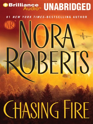 Click this cover for a(n) Audiobook sample of Chasing Fire