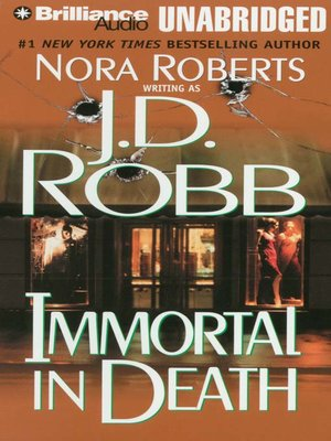 Click this cover for a(n) Audiobook sample of Immortal in Death