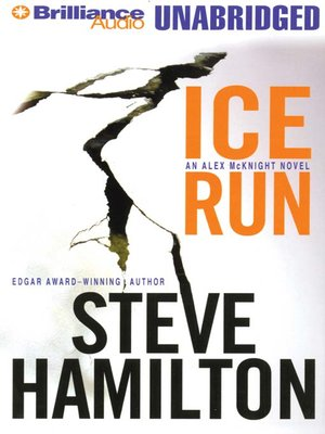 Click this cover for a(n) Audiobook sample of Ice Run.