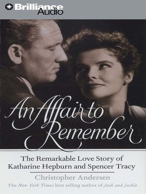 Click this cover for a(n) Audiobook sample of An Affair to Remember.