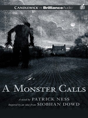 Click this cover for a(n) Audiobook sample of A Monster Calls.