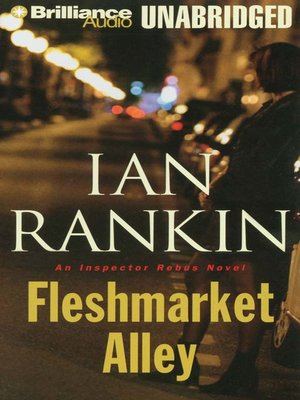 Click this cover for a(n) Audiobook sample of Fleshmarket Alley.