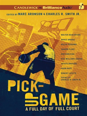 Click this cover for a(n) Audiobook sample of Pick-Up Game.