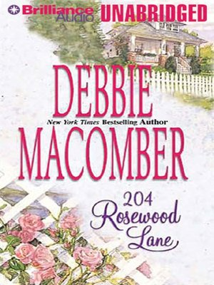 Click this cover for a(n) Audiobook sample of 204 Rosewood Lane.