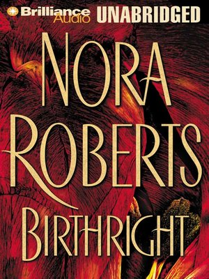 Click this cover for a(n) Audiobook sample of Birthright.