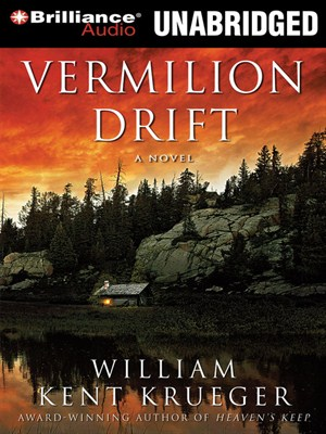 Click this cover for a(n) Audiobook sample of Vermilion Drift.