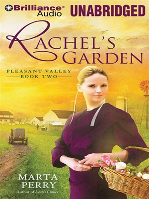Click this cover for a(n) Audiobook sample of Rachel's Garden.