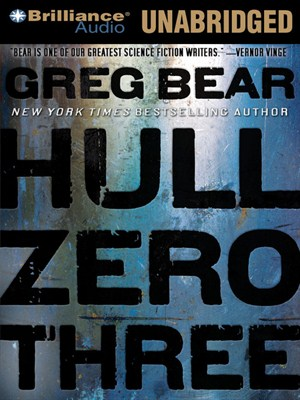 Click this cover for a(n) Audiobook sample of Hull Zero Three.