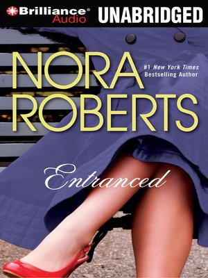 Click this cover for a(n) Audiobook sample of Entranced