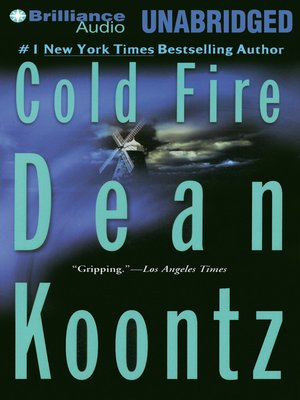 Click this cover for a(n) Audiobook sample of Cold Fire.