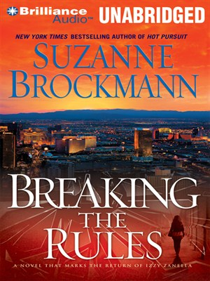Click this cover for a(n) Audiobook sample of Breaking the Rules
