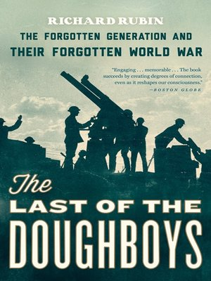 Click this cover for a(n) eBook sample of The Last of the Doughboys.