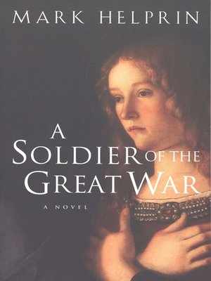 Click this cover for a(n) eBook sample of A Soldier of the Great War