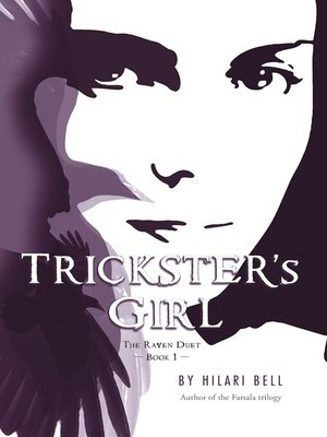 Click this cover for a(n) eBook sample of Trickster's Girl