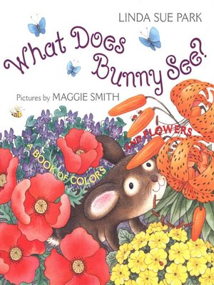 Click this cover for a(n) eBook sample of What Does Bunny See?.