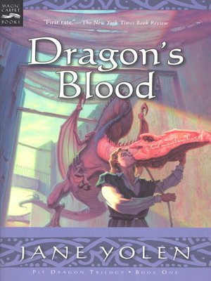 Click this cover for a(n) eBook sample of Dragon's Blood
