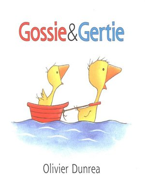 Click this cover for a(n) eBook sample of Gossie and Gertie.