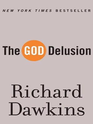 Cover of The God Delusion