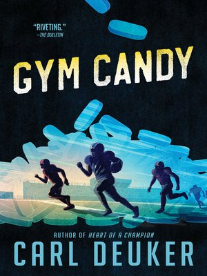 Click this cover for a(n) eBook sample of Gym Candy