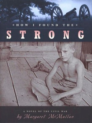 Click this cover for a(n) eBook sample of How I Found the Strong.