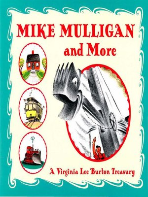 Click this cover for a(n) eBook sample of Mike Mulligan and More