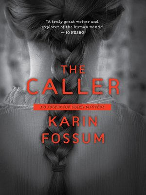 Cover of The Caller