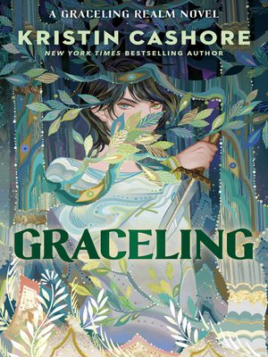 Click this cover for a(n) eBook sample of Graceling.