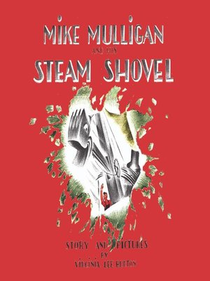 Click this cover for a(n) eBook sample of Mike Mulligan and His Steam Shovel