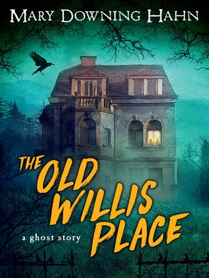 Click this cover for a(n) eBook sample of The Old Willis Place.