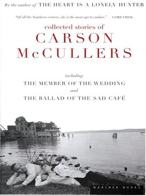 Click this cover for a(n) eBook sample of Collected Stories of Carson McCullers
