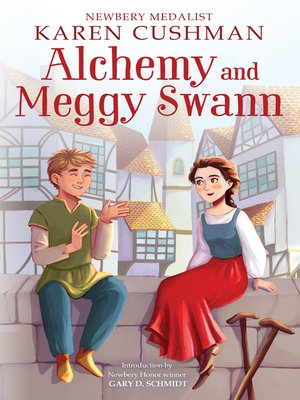 Click this cover for a(n) eBook sample of Alchemy and Meggy Swann