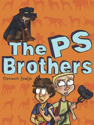 Click this cover for a(n) eBook sample of The PS Brothers.