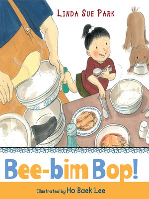 Click this cover for a(n) eBook sample of Bee-Bim Bop!.