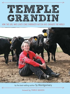 Cover of Temple Grandin