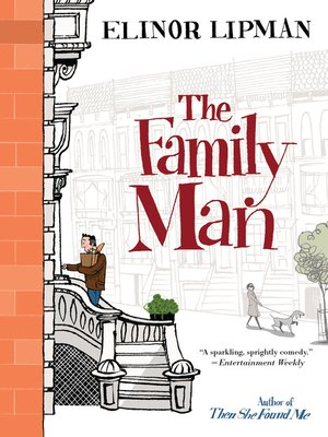 Click this cover for a(n) eBook sample of The Family Man