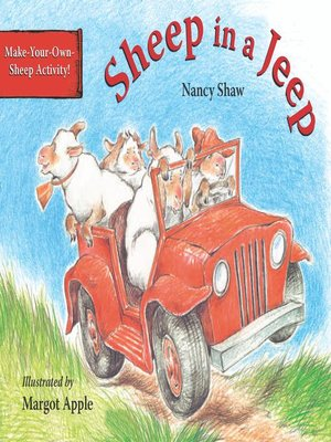 Click this cover for a(n) eBook sample of Sheep in a Jeep.