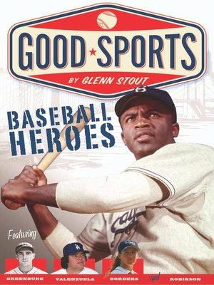 Click this cover for a(n) eBook sample of Baseball Heroes.