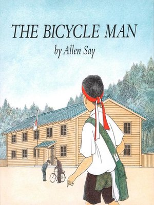 Cover of The Bicycle Man
