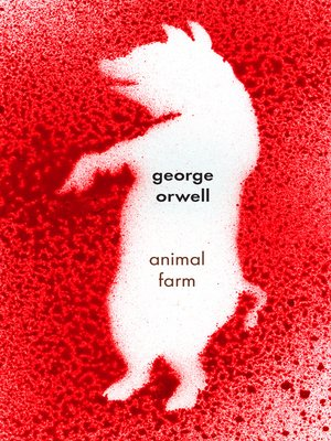 Click this cover for a(n) eBook sample of Animal Farm