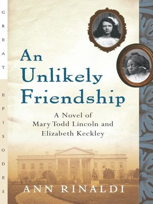 Cover of An Unlikely Friendship