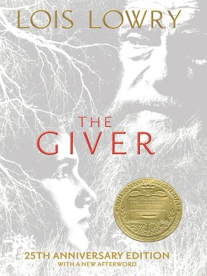 Click this cover for a(n) eBook sample of The Giver